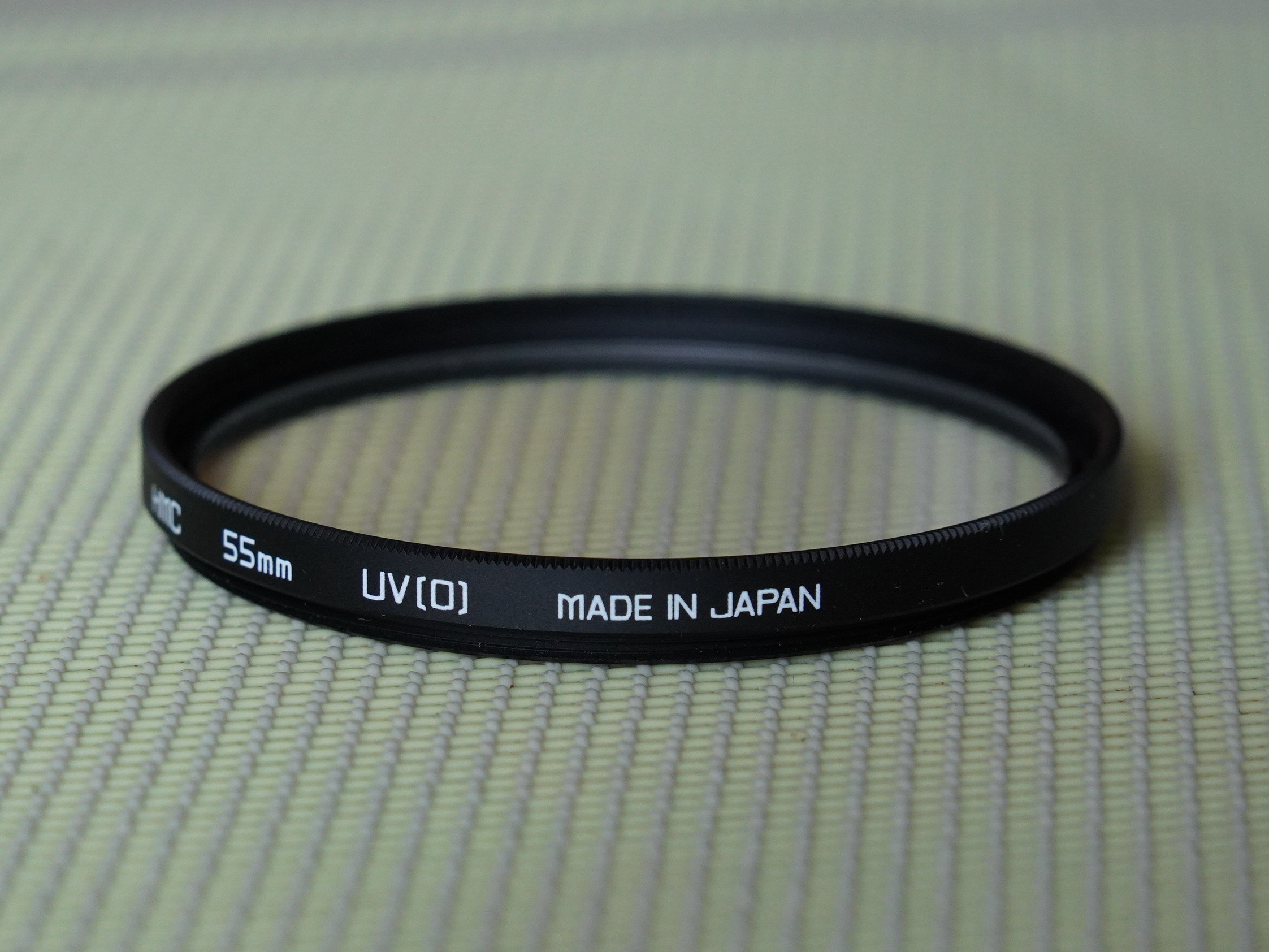 made in Japan Hoya UV(0) HMC 55mm
