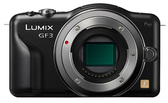Panasonic DMC GF3